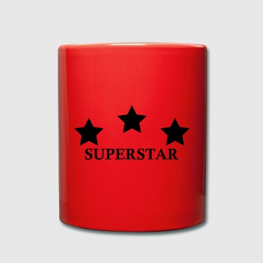 SUPERSTAR - Ensfarget kopp