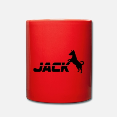 Jack Cane / Jack Russell Jack - Tazza monocolore