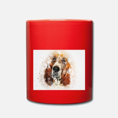 Beagle beagle - Full Colour Mug