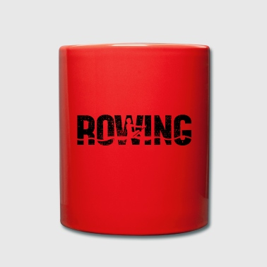 Rowing sport water sports - Full Colour Mug
