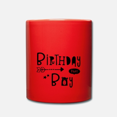 Boy Birthday Boy - Boys - Boys - Boys - Kid - Kids - Full Colour Mug