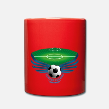 League Of Legends Soccer League - Full Colour Mug