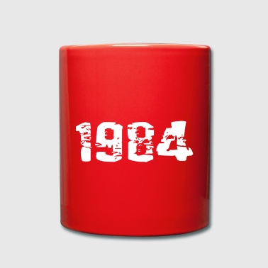Year Of Birth Year of birth - Full Colour Mug