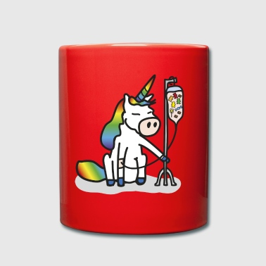 Unicorn Reloaded - Mug uni