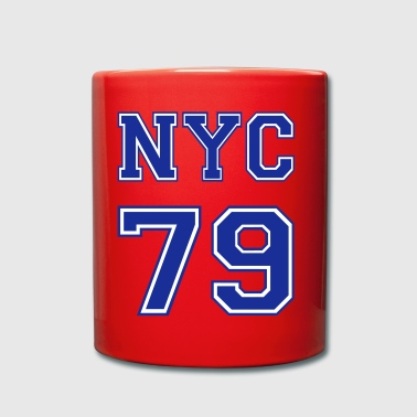 NYC 79 - Full Colour Mug
