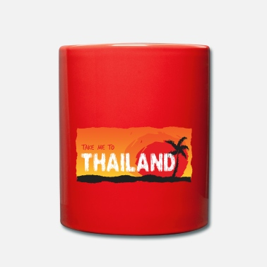 Thailandia Take Me To Thailandia - Tazza monocolore