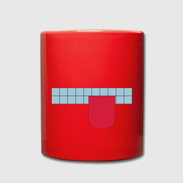 Tongue tongue - Full Colour Mug