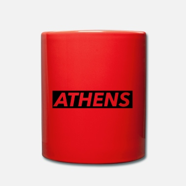 Athens Athens - Full Colour Mug