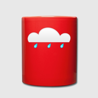 Rain rain - Full Colour Mug