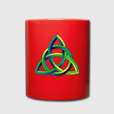 Celtic Knot Celtic Knot Celtic Knot - Full Colour Mug