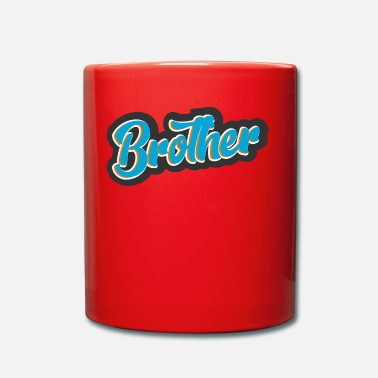 Brother Brother - Full Colour Mug