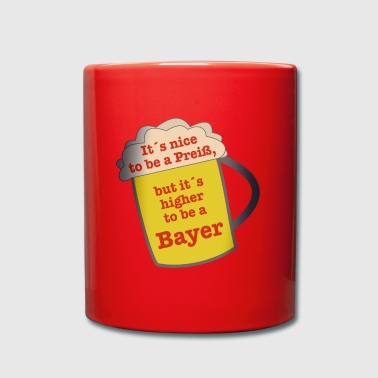 Bavarian - Full Colour Mug