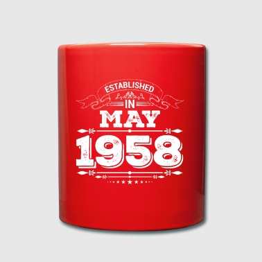 Established in May 1958 - Full Colour Mug