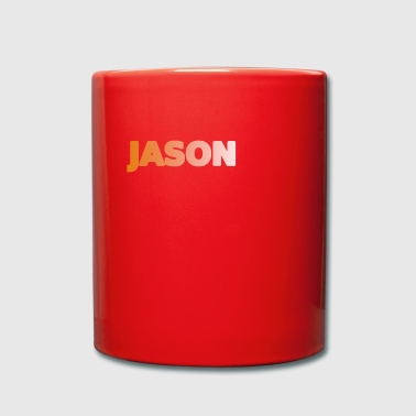 Jason - Full Colour Mug