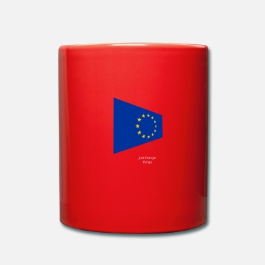 Europe Europe / Europe - Full Colour Mug