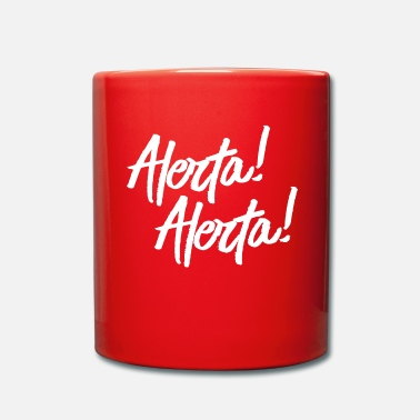 Antifa Antifascista! Antifa T-shirt - Tazza monocolore