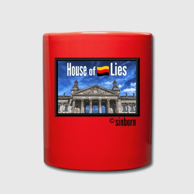 House of Lies - House of Lies - Reichstag - Kubek jednokolorowy