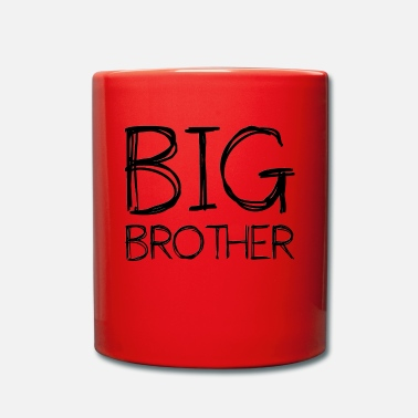Big Brother Big Brother Big brother siblings - Full Colour Mug