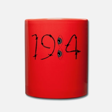 1984 1984 - Taza de un color