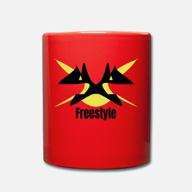 Freestyle Freestyle - Taza de un color