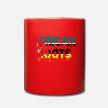 Mozambique roots - Full Colour Mug