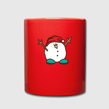 snowman - Full Colour Mug