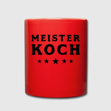Mover meisterkoch - Taza de un color