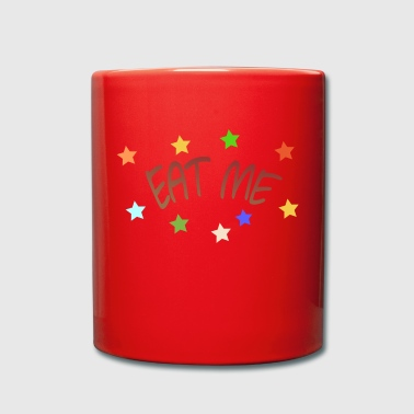 Michelle Eat me under stars - Full Colour Mug
