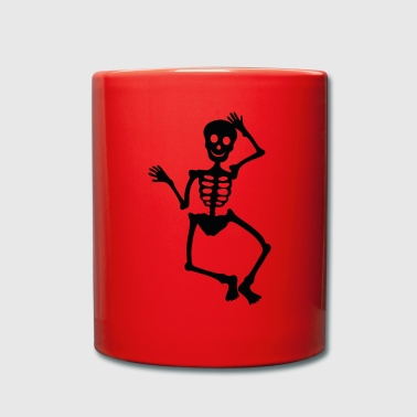 Skeleton Skeleton skeleton - Full Colour Mug