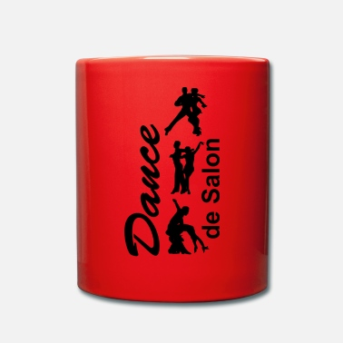 Ballroom Dance Ballroom dancing - Full Colour Mug