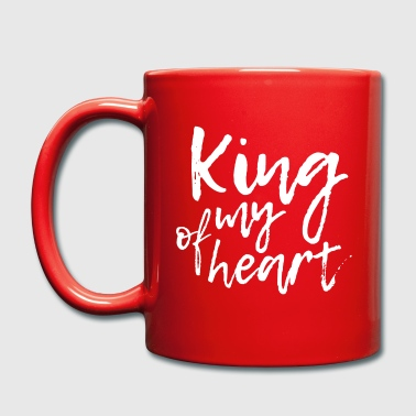 King of My Heart - Full Colour Mug