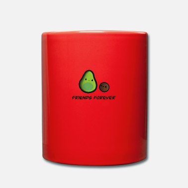 Avocado Friends Forever - Tasse