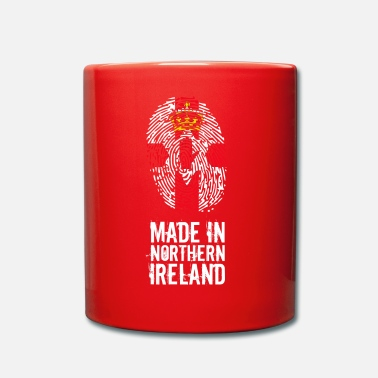 Northern Ireland Made In Northern Ireland / Northern Ireland - Full Colour Mug