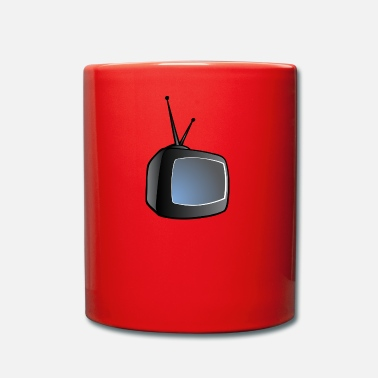 Tv TV - Tazza monocolore