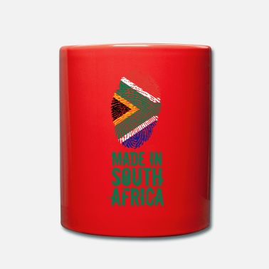 Africa Made In South Africa / South Africa - Full Colour Mug