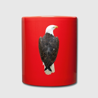 Eagle, bird of prey, bird of prey - Full Colour Mug