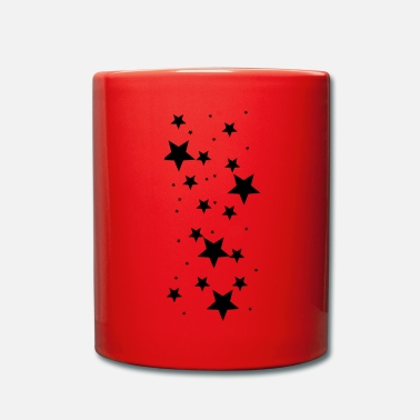 Asterisk asterisk - Full Colour Mug