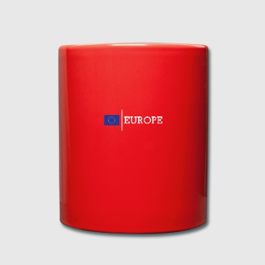 Frankfurt Europe - Full Colour Mug