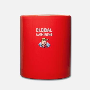 Global avertissement global - Mug