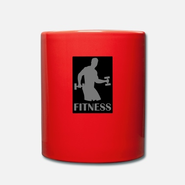 FITNESS is your life - Tasse