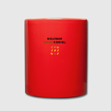 Relationship No relationship - Full Colour Mug