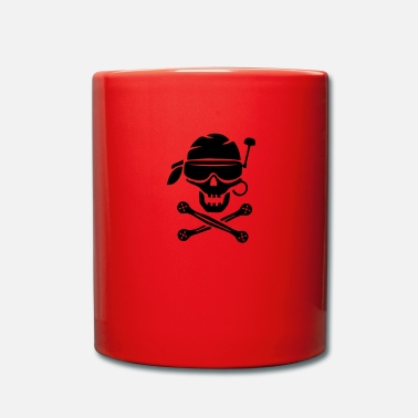 FPV pilot pirate - Full Colour Mug