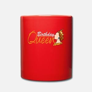 Geburtstag Konigin Prinzessin Royal Feier Chefin Tasse Spreadshirt