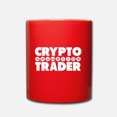 Tradition Trader Crypto - Mug uni