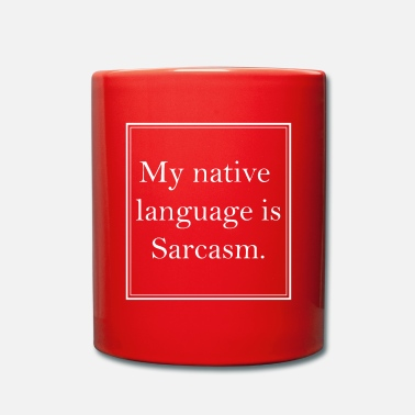 Langue Langage Langage alternatif - Mug uni