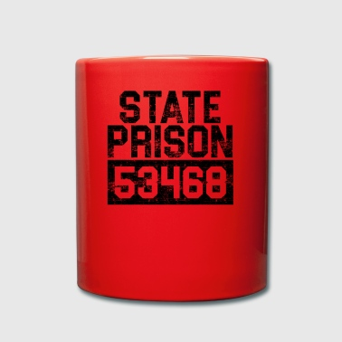 Prisoner Prisoner of the State Prison Funny G - Full Colour Mug