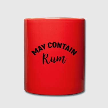 rum - Full Colour Mug