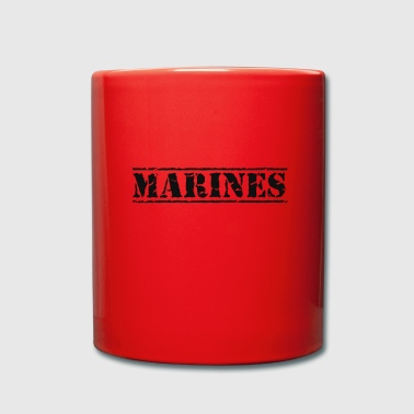 marines - Full Colour Mug