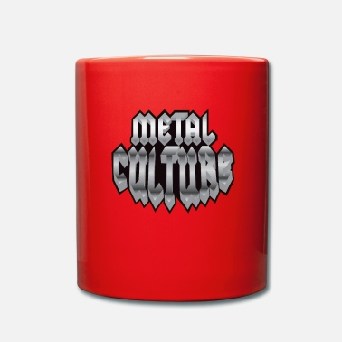 Metal Music Music Metal - Full Colour Mug