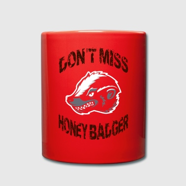 Honey Badger Honey badger - Full Colour Mug